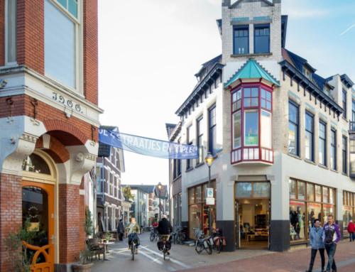 Media | Centrummanager Apeldoorn heeft vertrouwen in de toekomst binnenstad Apeldoorn
